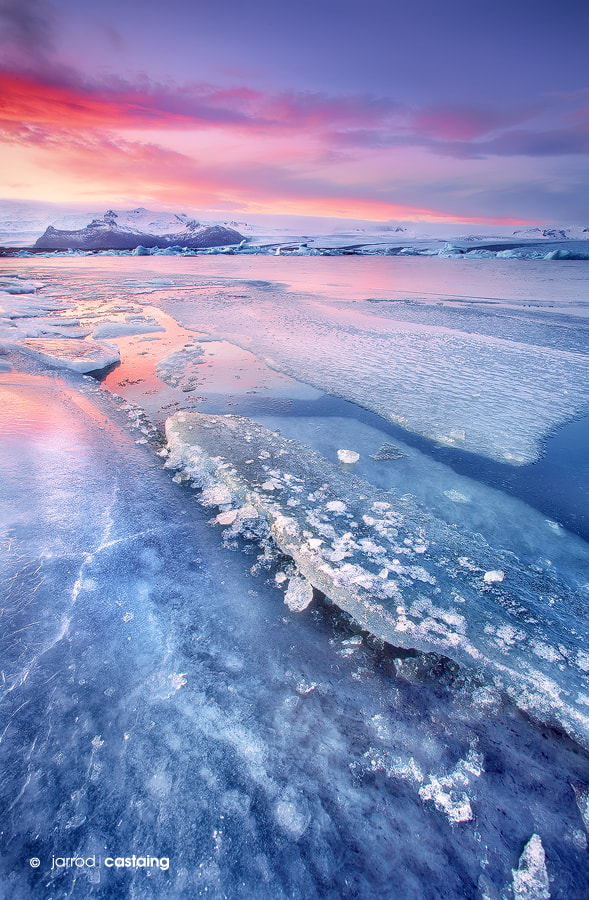 Photograph Thin Ice by Jarrod Castaing on 500px