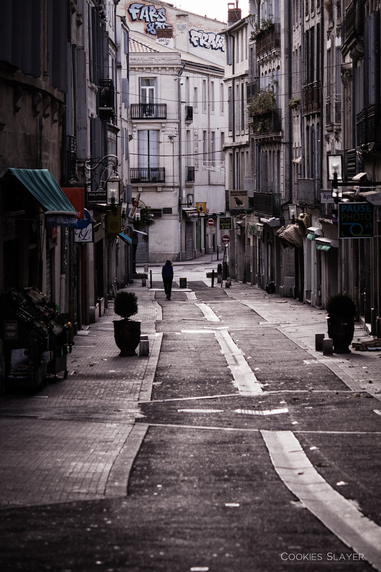 Photograph Silent Street by Thibault Casano on 500px