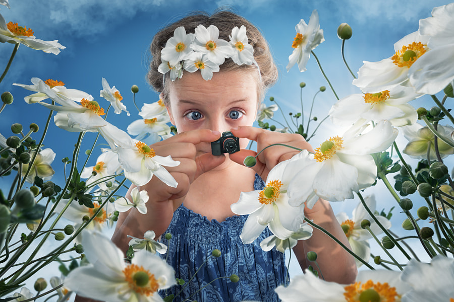 The macro photographer by John Wilhelm is a photoholic on 500px.com
