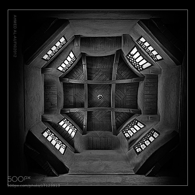 Photograph up down -abstract by AHMED AL-AUFI on 500px
