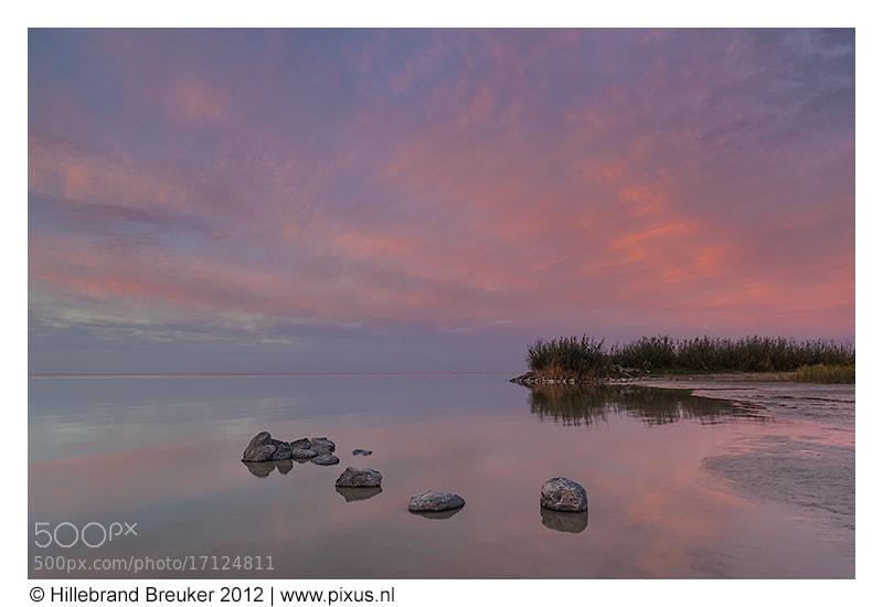 Photograph Lake Ijssel by Hillebrand Breuker on 500px