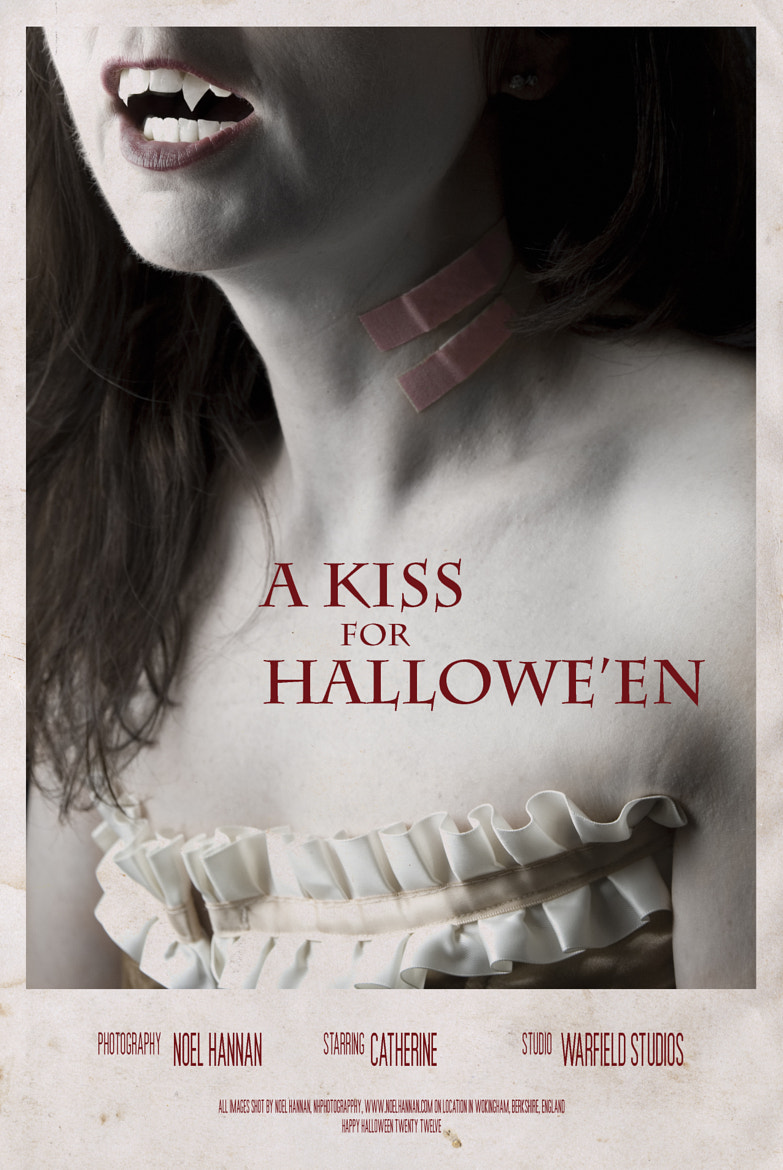 Photograph A Kiss for Hallowe'en by Noel Hannan on 500px