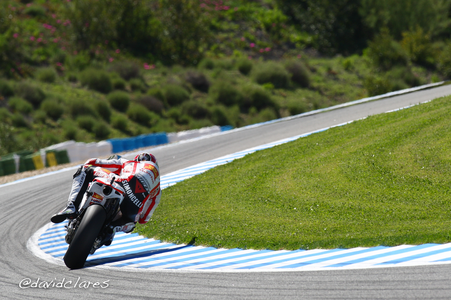 Photograph Marco Simoncelli REF. 0147 by David Clares on 500px