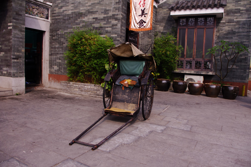 Photograph Antique Ricksaw by Yeung  Mary Jacqueline on 500px