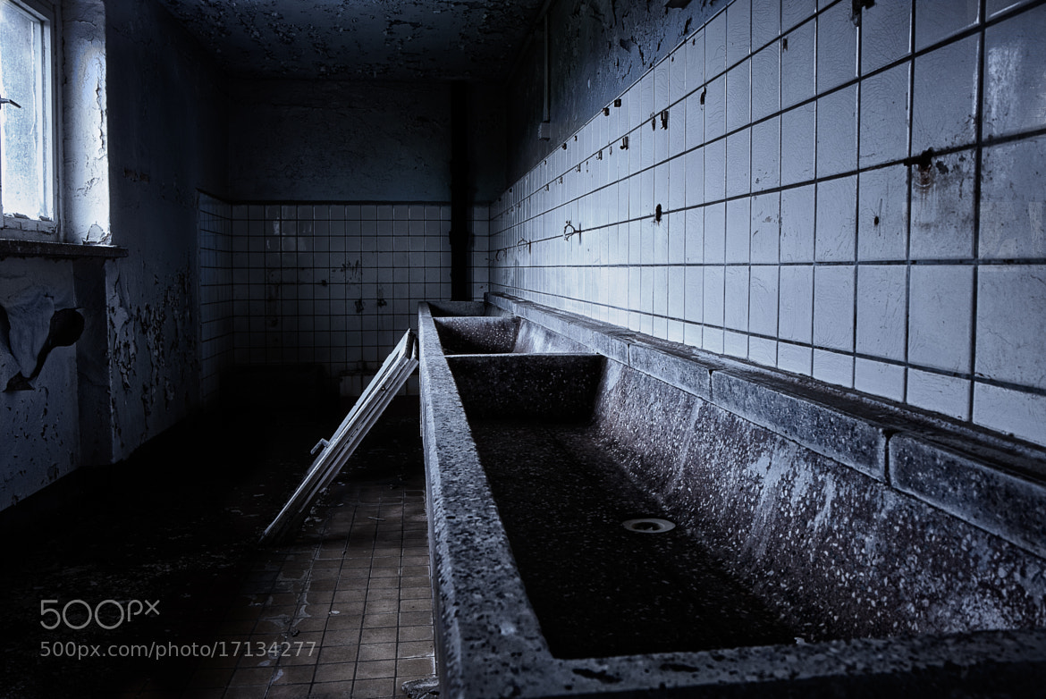Photograph Prora Blues by Hans Reurings on 500px