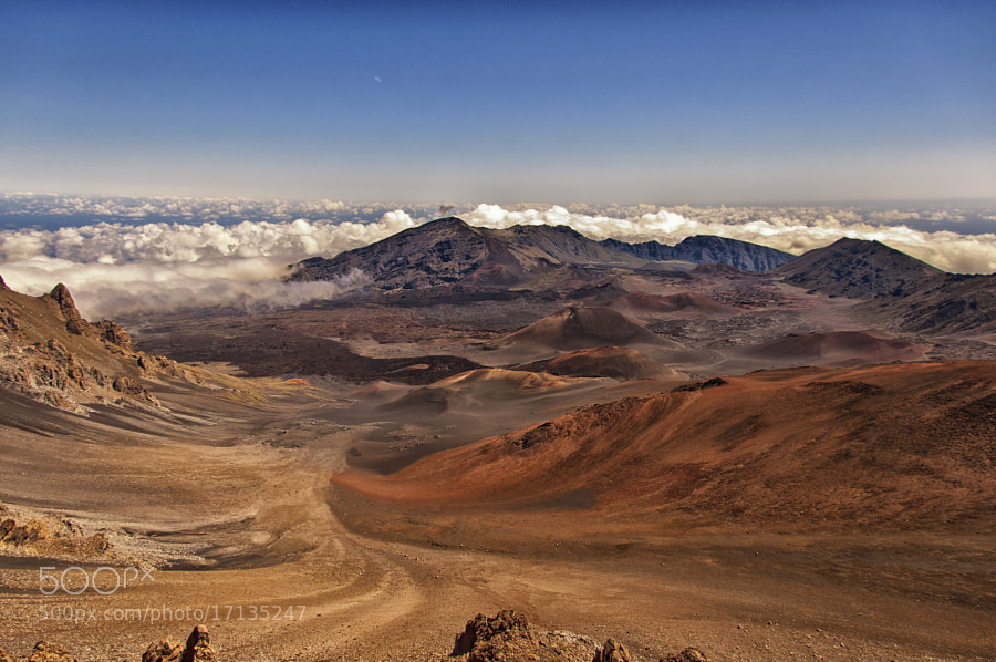 Photograph Haleakala by Andrea Spallanzani on 500px