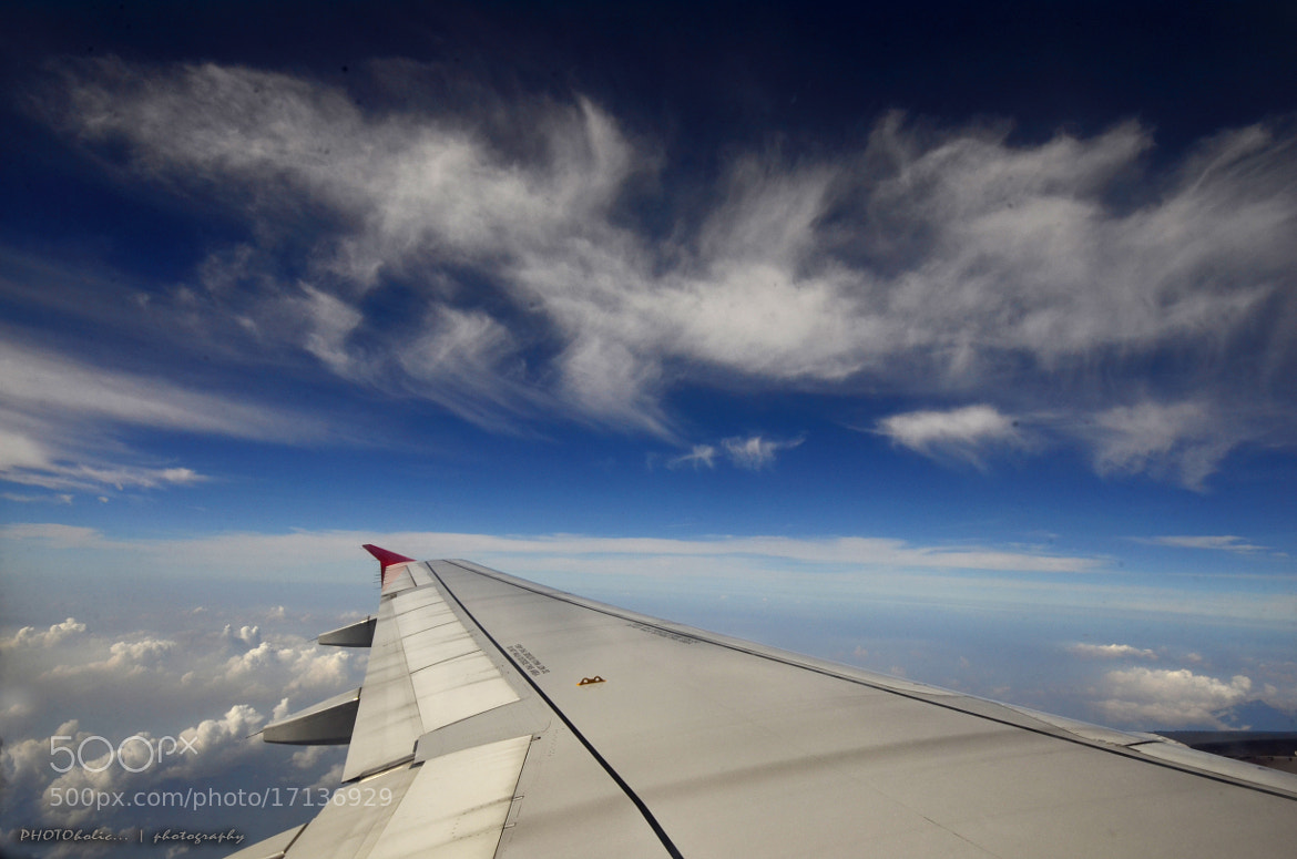 Photograph The Blue sky by Putra Tashmil on 500px