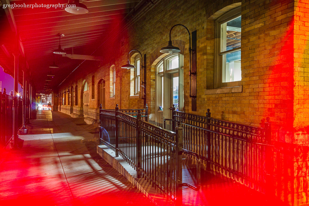 Photograph Ghosts of the Train Station by Greg Booher on 500px