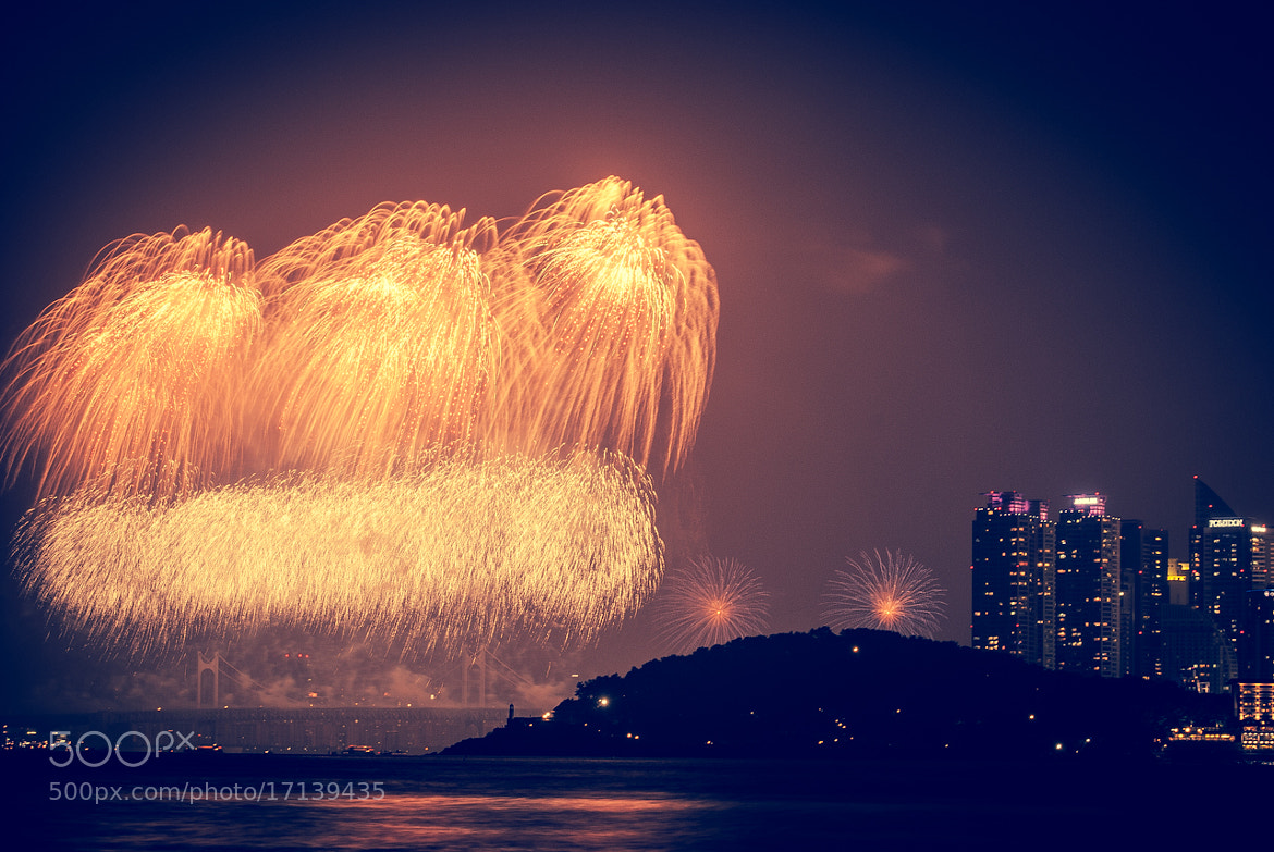 Photograph Fireworks by photographer photopia on 500px