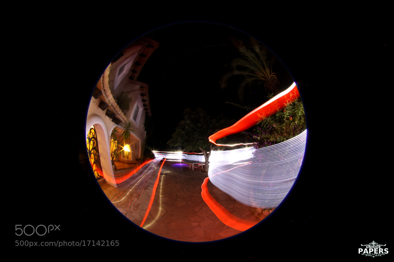 Photograph Lichtmalerei / Lightpainting by Guido Ragwitz on 500px