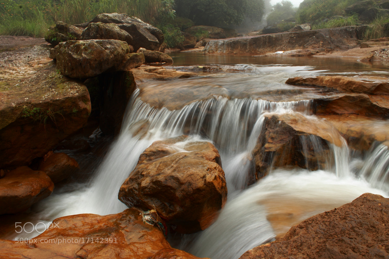 Photograph A tiny fall... by Manoj Kumar Barman on 500px
