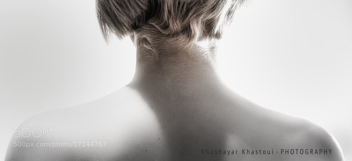 Photograph Golden Hair  by Kash khastoui on 500px