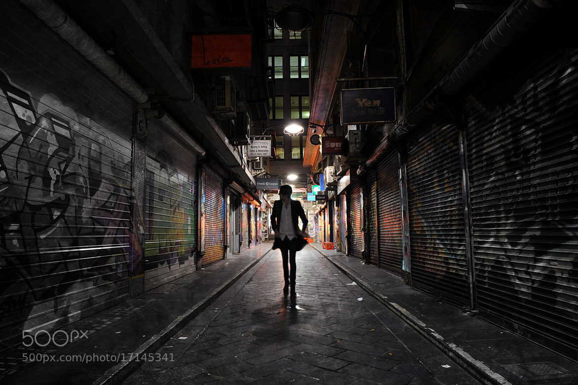 Photograph Justin arrives by Shady ezz on 500px