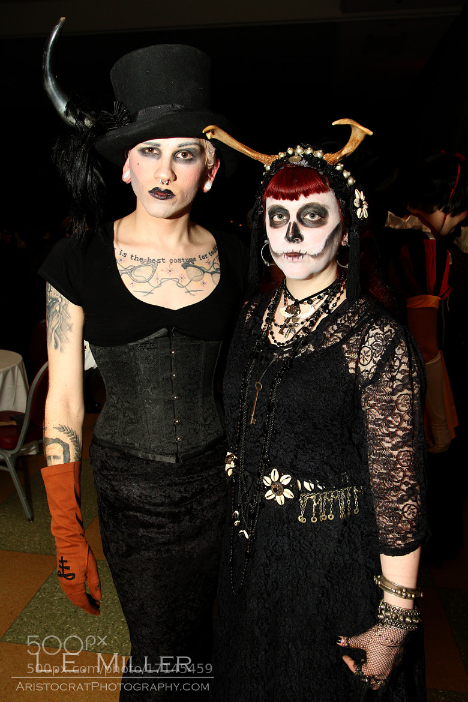 Photograph  Dances of Vice: PhantasmaGOREY Halloween 2012 by L.E. Miller on 500px
