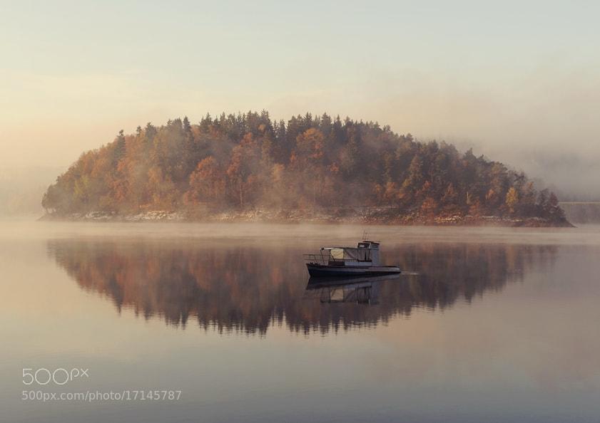 Photograph the spectrum boat by Sebastian Luczywo on 500px