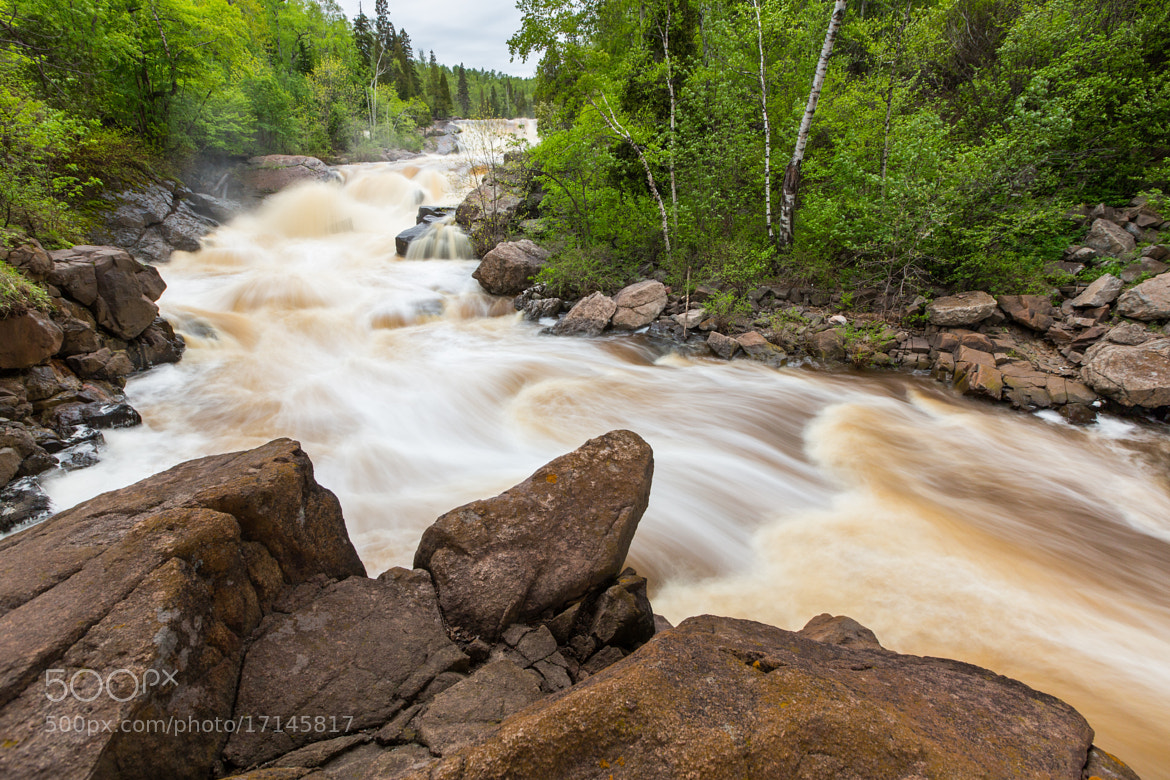 Photograph Beaver River Falls II by Aaron Piotrowski on 500px