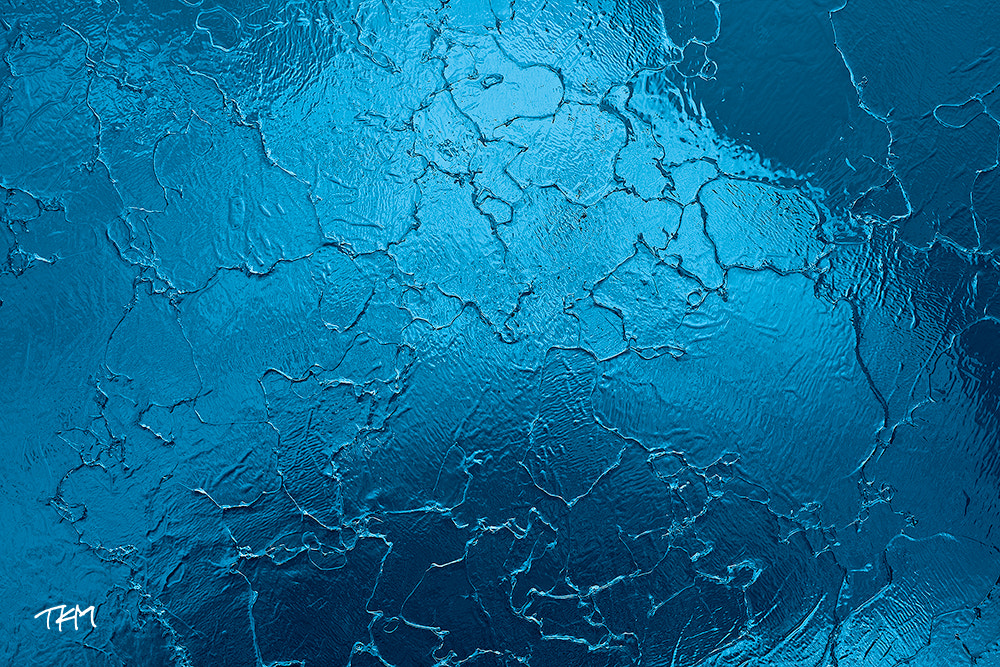 Photograph Winter Ice Study by Kent Mearig on 500px