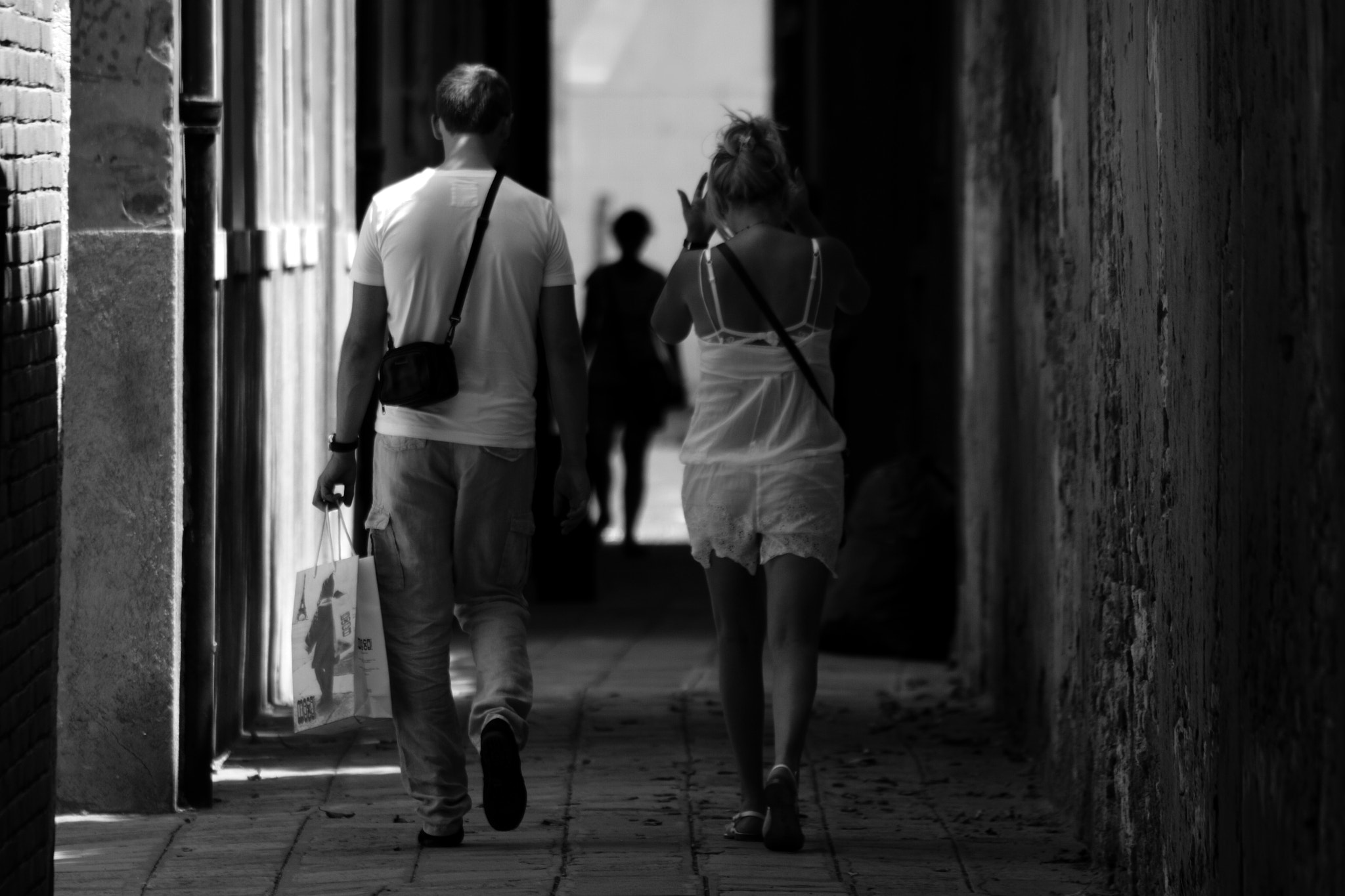 Photograph Shadow Tourist by Eric Gagnon on 500px