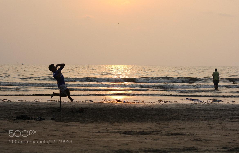 Photograph Run up at Sun down by Ashok  Radhakrishnan on 500px