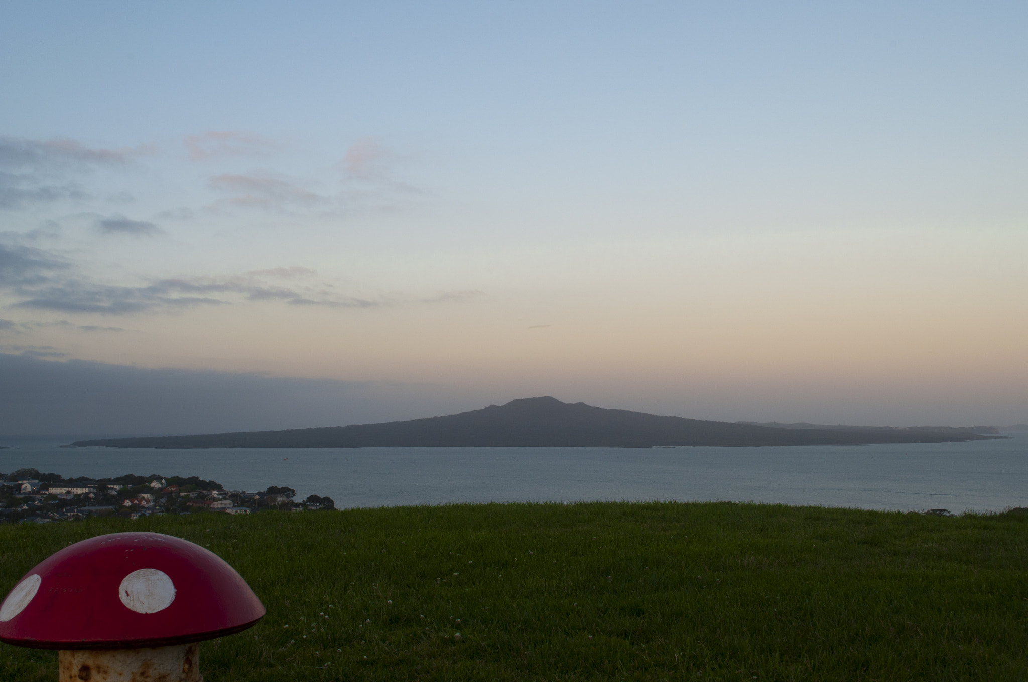 Photograph Rangitoto at Dusk.  by Douglas Carson on 500px
