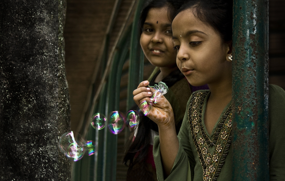 Photograph Bubblies by Sunil Krishnan | CamBuff on 500px