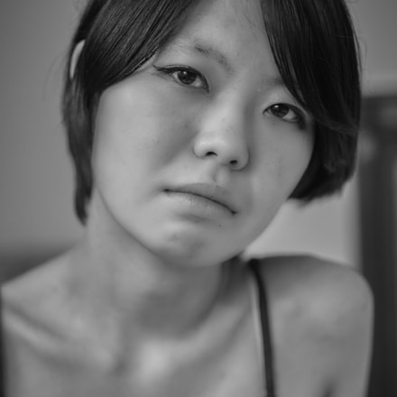 Japanese girl 3, Canon EOS-1D X MARK II, Tamron SP 45mm f/1.8 Di VC USD
