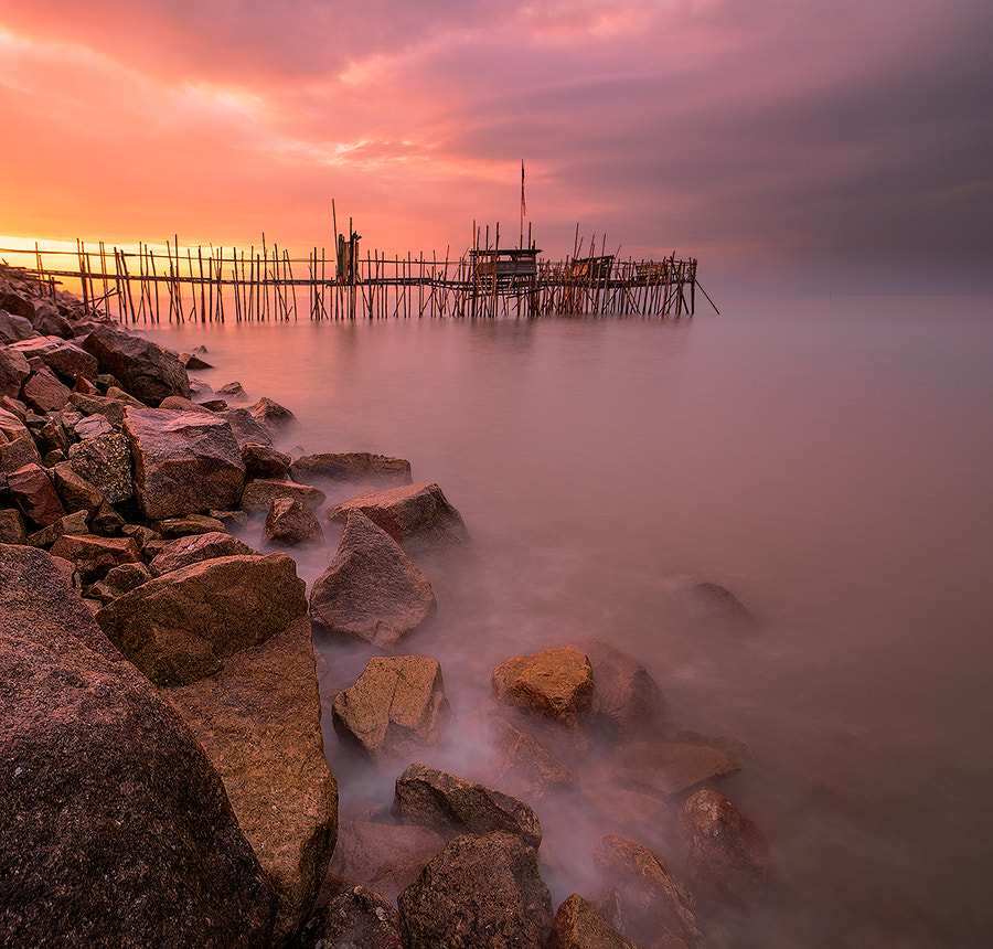 Photograph Sg Lurus Johore by lim theam hoe on 500px