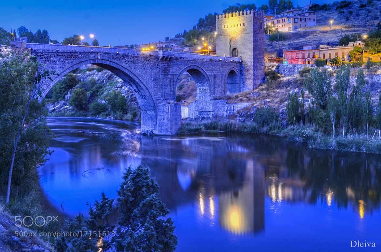 Photograph Toledo, San Martín Bridge (Spain) by Domingo Leiva on 500px