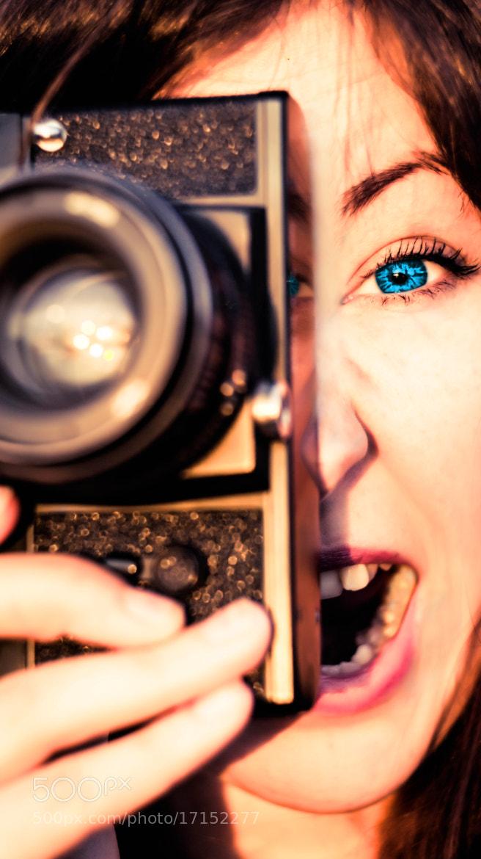 Photograph eye of tiger by Artyom Otlyakov on 500px