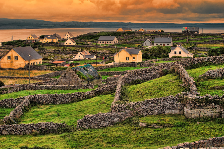 Photograph Painting of Ireland #2 by Michele Galante on 500px