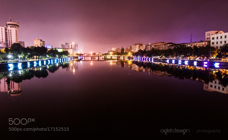Photograph Night Lights by Raghunath Rajaram on 500px