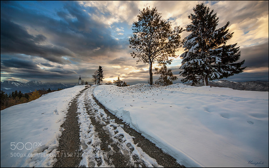 Photograph Morning Way To Church by Jaro Miscevic on 500px