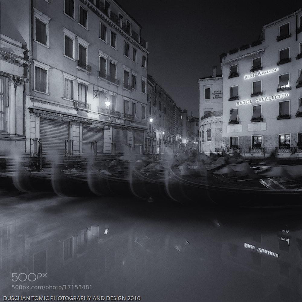 Photograph GONDOLA DONDOLA by Duschan Tomic on 500px
