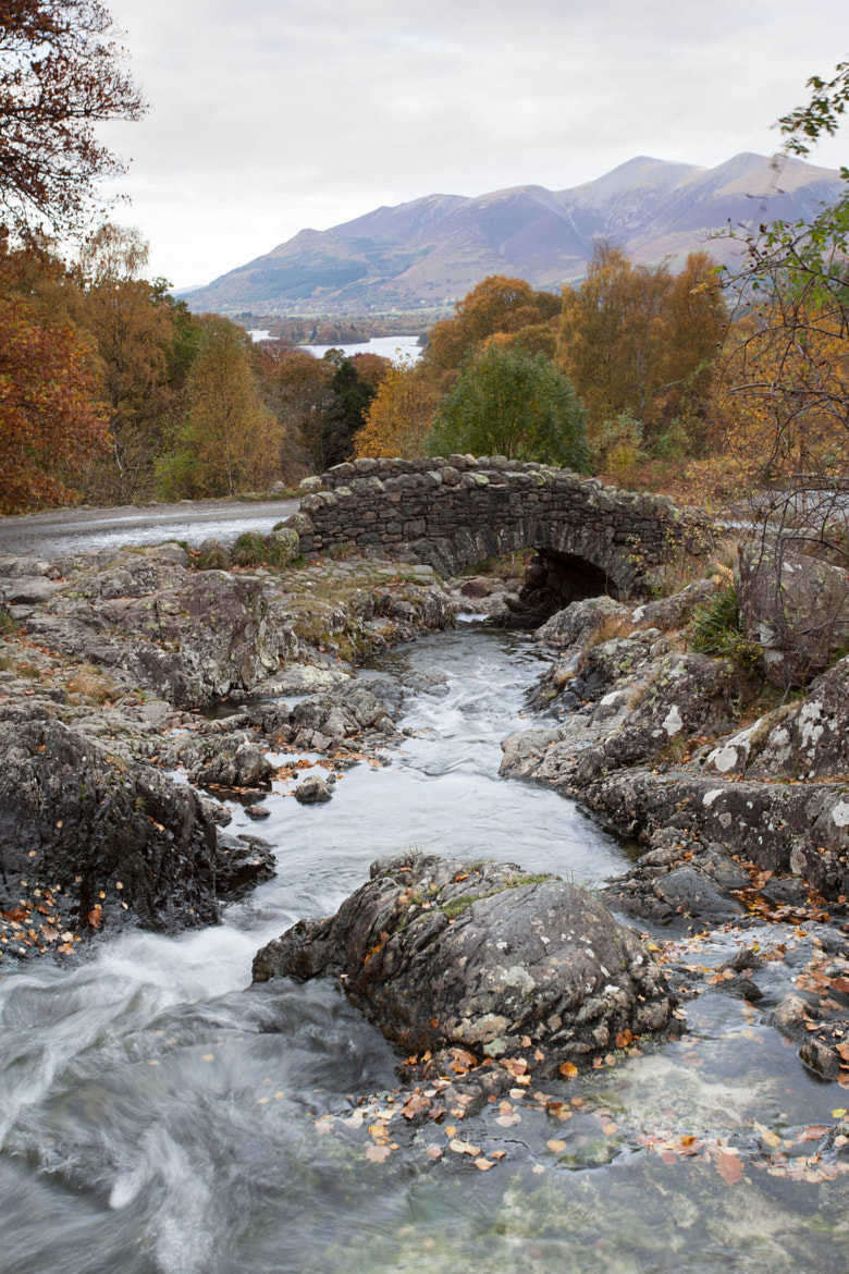Photograph Autumn at Ashness bridge by Carl Mickleburgh on 500px