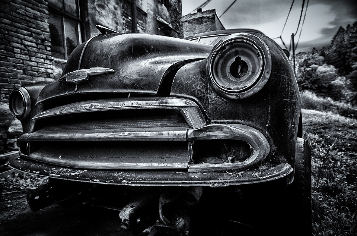 Photograph Chevy by Ani Pandit on 500px