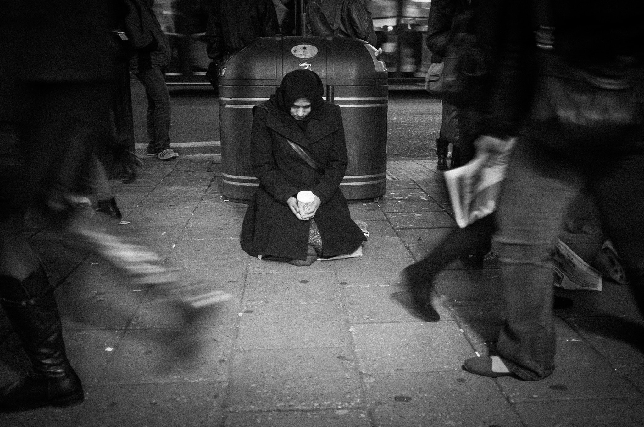 Photograph Invisible by GP street photos on 500px