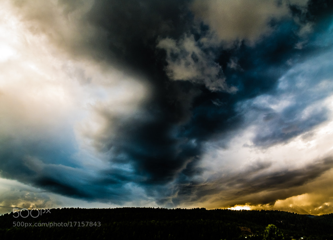 Photograph The Storm by Fredrick Thorsen on 500px