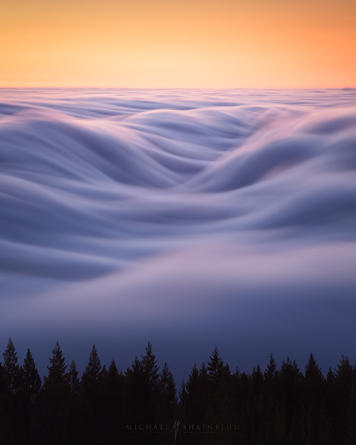 Cloudwave by Michael Shainblum on 500px.com