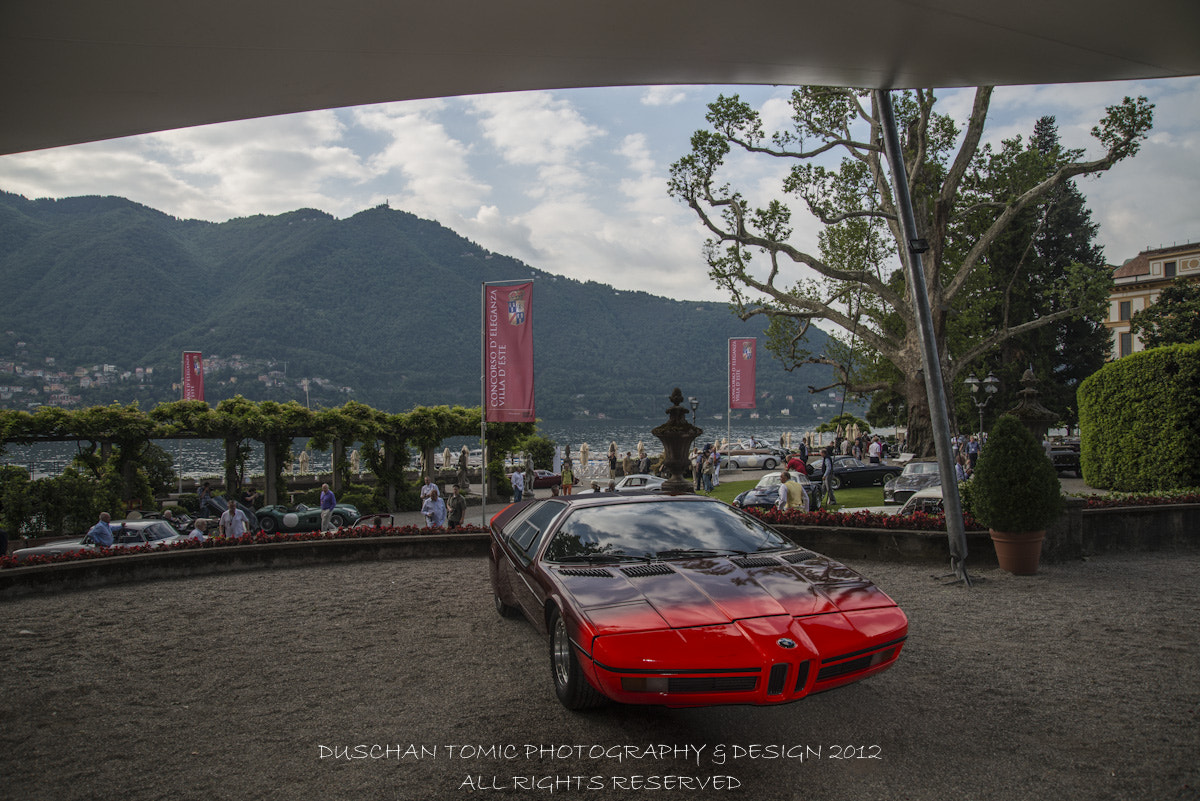 Photograph BMW TURBO 1972 AT VILLA D'ESTE by Duschan Tomic on 500px