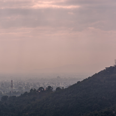 Bouddha's hill