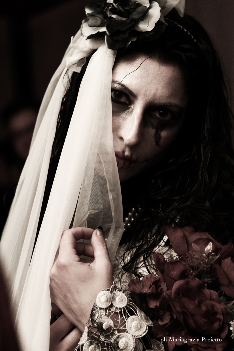 Photograph la sposa cadavere by Mariagrazia Proietto on 500px