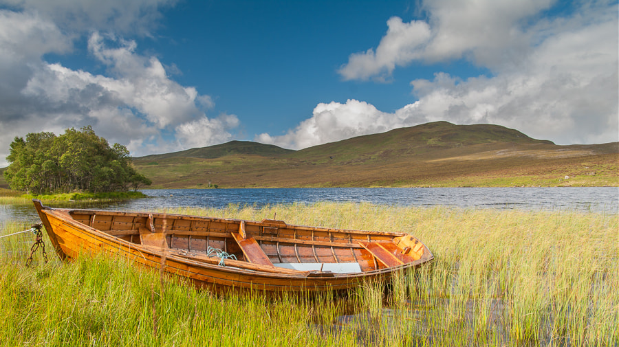 Photograph A day in Scotland by Robert Sertic on 500px