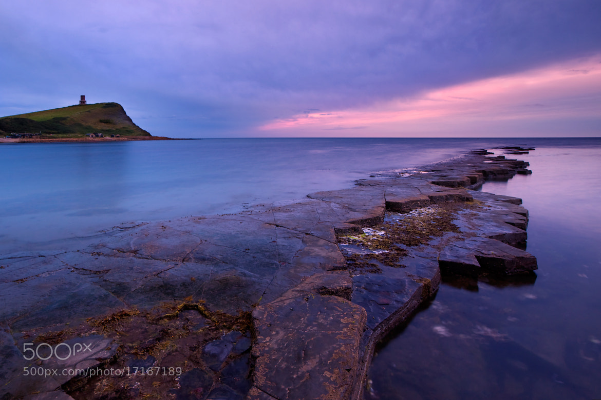 Photograph Last light at Kimmeridge by Rachael Talibart on 500px