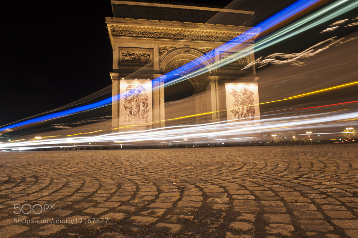 Photograph Arc de Triomphe by Chris Kench on 500px