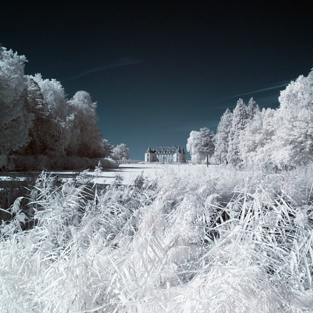 Infrared, Panasonic DMC-LS2