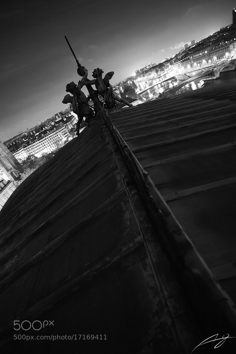 Photograph Perspective des anges by Alexandre Gendron on 500px