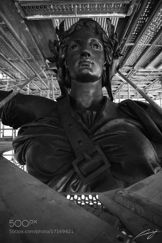 Photograph Madame République by Alexandre Gendron on 500px