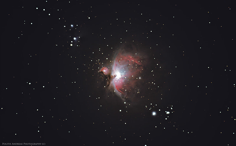 Photograph Orion Nebula by Andreas Politis on 500px