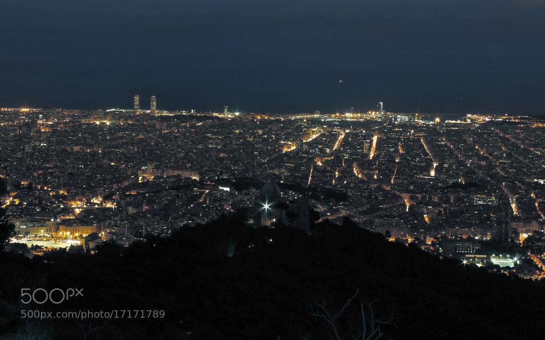Photograph Barcelona por la Noche by Christoph Sokol on 500px