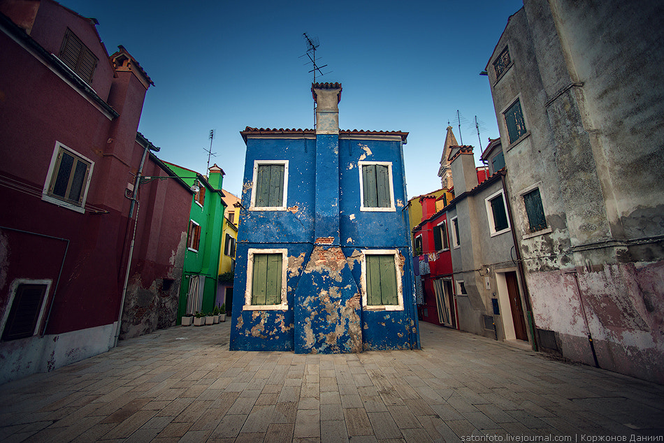 Photograph Burano (3) by Daniel Kordan on 500px